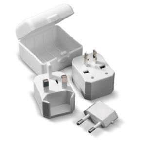 Worlds Travel Adapter as Promotional Gift (HS-T091. B) pictures & photos