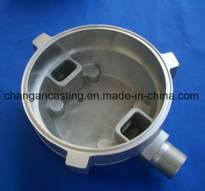 High Precision Alloy Steel Casting Water Glass Process for Agriculture