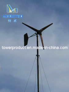 Megatro Horizontal Axis Wind Generator-600W (MG-H600W) pictures & photos