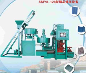 Automatic Cement Roof Tile Making Machine