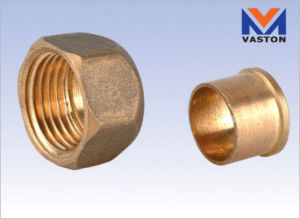 Brass Welding Coupling (VT-6861) pictures & photos