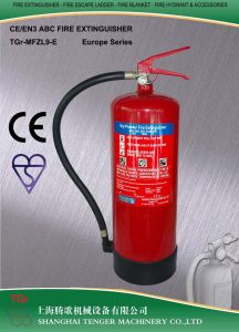 9kg ABC Dry Powder Fire Extinguisher-CE&En3 Approved pictures & photos