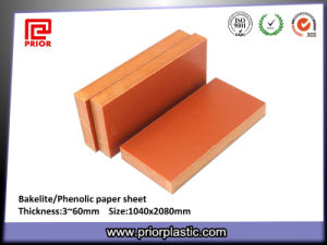 Phenolic Paper Sheet for Switchboards pictures & photos