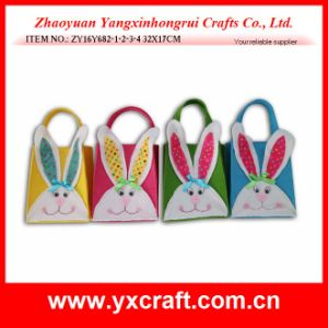 Easter Decoration (ZY16Y682-1-2-3-4) Holiday Bag Decoration Holiday Party pictures & photos