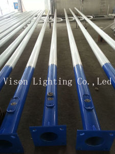 Street Lighting Pole LED Lamp with Double/Single Arm