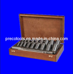 High Quality Precision Keyway Broach Set pictures & photos