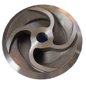 Aluminium Material Casting Part by OEM pictures & photos