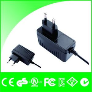 DC 12V 1A EU Plug AC 100-240V Adapter Power Supply