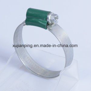 British Type Hose Clamp with Tube Housing pictures & photos
