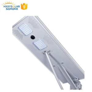 50W Outdoor Solar LED Street Wholesale Road Sensor Light
