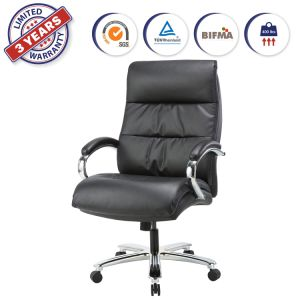 China Factory Big Tall Home Office Swivel Ergonomic Executive Chair With Adjustable Height Armrest 400lbs Ywa2104 China Office Chair Executive Chair