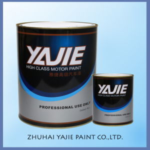 Guang Dong Yajie Excellent Car Paint Supplies White