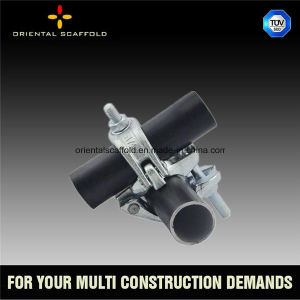 Safe Durable Scaffolding Fixed Double Coupler pictures & photos