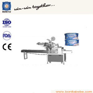 Bnt-dB600 Full-Auto Wet Wipes Packing Machine
