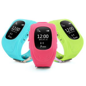 Gelbert Kids Q50 GPS Smart Watch for Android Ios