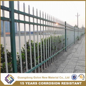 Iron Fence Panels >> China High Quality Wrought Iron Garden Metal Fencing Galvanized Iron