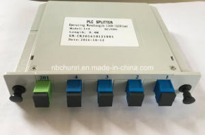1*4 SC/PC PLC Splitter (Insertion type)