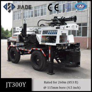 Jt300y Water Well Drilling Rig Borehole Drilling Equipment