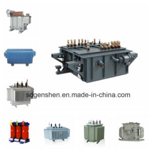 Traction Single-Phase Special Power/Distribution Transformer pictures & photos