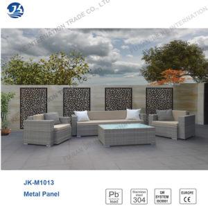 Australia Modern Design Decorative Partition Panel For Outdoor Garden