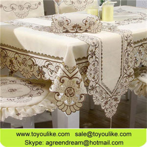 81ccc60333c China Toyoulike Beige Handmade Cutwork Flower Embroidered Polyester ...