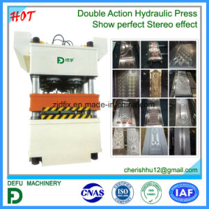 Metal Door/Steel Door Hydraulic Press Machine pictures & photos