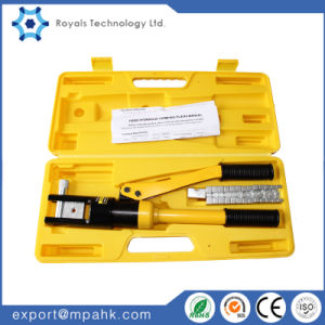 INDENT CABLE 10mm-120mm TUBE TERMINALS   TOOL CRIMPER BRAND