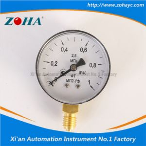 Inner Card Iron Shell General Manometers for Russia Market pictures & photos