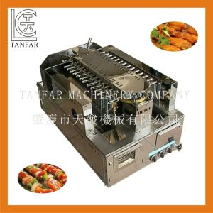 Auto. Electric Rolling Yakitori BBQ Grill pictures & photos