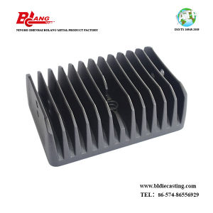 China Die Casting Manufactory ADC12/A380/A360 Aluminium Heat Sink