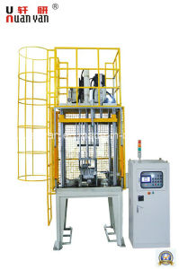 SGS 10ton Customized Hydraulic Trim Press with Robot