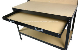 Heavy Duty Workbench with Single Drawer (WB005) pictures & photos
