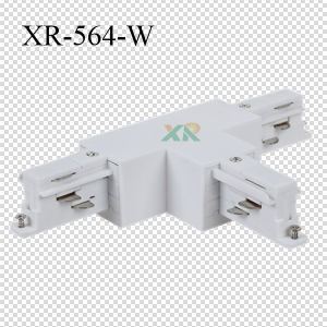 Wholesales 4 Wires T-Shape Track Light Connector (XR-564)