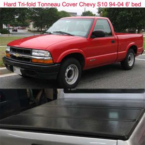 China 3 Year Warranty Custom Cover Tonneau For Chevy S10 94 04 6