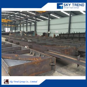 China Professional Heavy Design Steel Structure Building pictures & photos