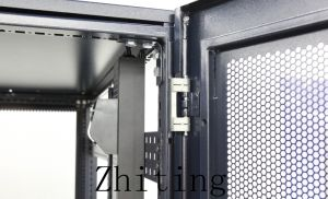 19 Inch Zt HS Series Network Rack Cabinets with Earthquake Resistant Structure pictures & photos