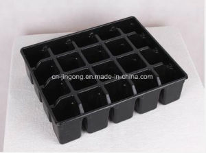20 Cells Black PS Garden Black Tray pictures & photos