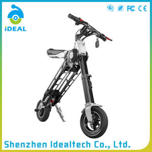 Aluminum Alloy Hoverboard Folded Electric Mobility Scooter