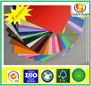 60g Color Uncoated Offset Paper pictures & photos