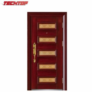 Tps 034 China Factory Main Safety Door Design With Grill Alibaba Stainless Steel Safety Door Price