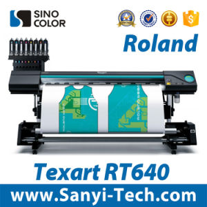 Roland Inkjet Printer Wide Format Printer Roland Rt-640 Inkjet Printing Machine Printing Machinery Dye-Sublimation Transfer Printer Sublimation Printer pictures & photos