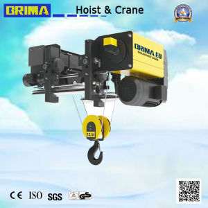 England Brima EU 10ton European Electric Wire Rope Hoist pictures & photos
