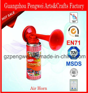 Aerosol Canned Loud Sound Air Horn for Football Games pictures & photos