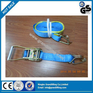 Full Range Standard Supply Auto Cargo Lashing Ratchet Strap pictures & photos