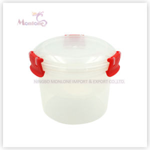 BPA Free Plastic Double-Layer Fresh Preservation Storage Container pictures & photos