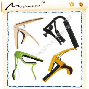 Musicalcase Capo for Guitar in Stock pictures & photos
