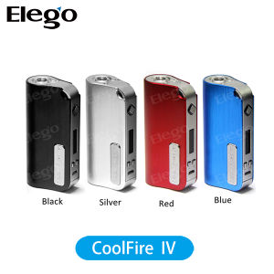 Authentic 2000mAh E Cigarettes Innokin Cool Fire IV Kit (6-40W) pictures & photos