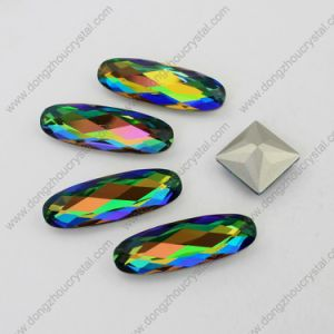 Crystal Fancy Garment Stone for Clothing Accessories pictures & photos