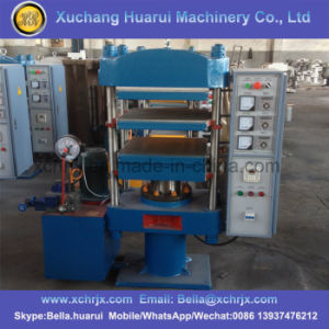 Rubber Tiles & Bricks Making Machine/Rubber Mats Production Line pictures & photos