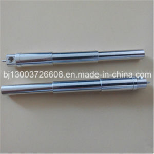 CNC Lathe Central Machining Parts with Steel Parts